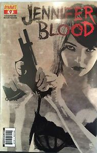 Jennifer Blood #9 NM- 1st Print Dynamite Comics