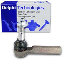 Delphi Front Outer Steering Tie Rod End for 2011-2015 Chevrolet Cruze 1.4L vr