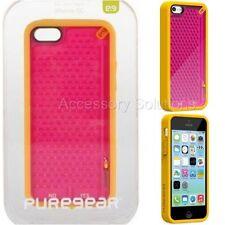 PureGear Apple iPhone 5C Retro Gamer Undecided Orange / Pink, 60347PG