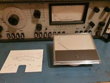 Ferrograph RTS2 Meter (Very Rare) for Reel to Reel test Equipment.