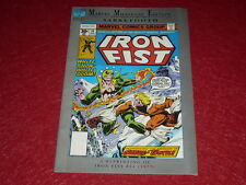 [BD COMICS MARVEL USA] IRON FIST # 14 - 1977 1rst Sabre-Tooth! Reprint Milestone