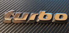 Reproduction Vauxhall Opel Calibra Turbo Badge
