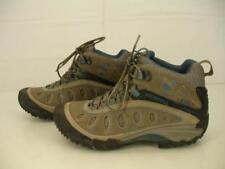 Womens 6.5 M Merrell Chameleon Arc 2 Mid Waterproof Hiking Boots Brindle Denim