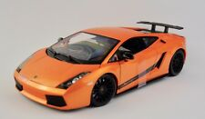 2007 Lamborghini Gallardo Superleggera 1:18 Model Car Maisto Special Edition,New