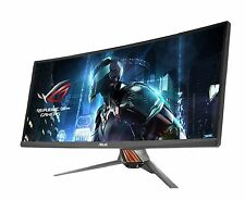 ASUS Rog Swift PG348Q 34-Inch LED IPS Gaming Curved Monitor - 3440 X 1440 5ms