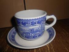 Vintage B&O Baltimore & Ohio Railroad Shenango China Cup & Saucer