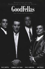 GOODFELLAS - MURDERERS QUOTE - MOVIE POSTER 24x36 CLASSIC DE NIRO 51113