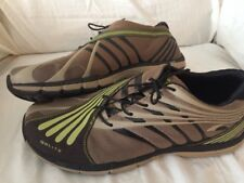Mens sz 12 M GoLite Exit Brown Walking Shoes Excellent Condition!