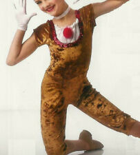 Christmas Reindeer Dance Costume Child Medium