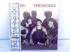 QUEEN  -  THE WORKS  -  MADE IN JAPAN  -  CD 2001 CON OBI  NUOVO E SIGILLATO