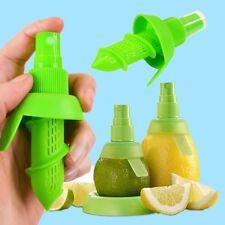 Fruit JuiceLime Juicer Spritzer Lemon Sprayer Creative Citrus Kitchen