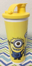 Tupperware Minions Tumbler with Spout 16oz New