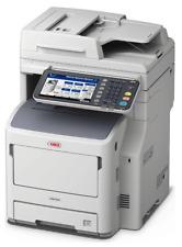 OKI MB 760 dnfax Multifunktionsdrucker LED Drucker NEU Rechnung mit ausgew. MwSt