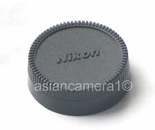 Rear Lens Cap Cover For Nikon Film AF AF-S MF Digital Dust Back Safety Cover