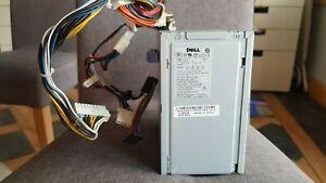 Dell Precision Workstation 490 Power Supply Unit w Cables 0U9692 H750P 750Watt