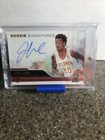 John Collins Rookie Signatures AUTO 8/99