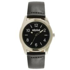 Kenneth Cole Unlisted Mens Brown Leather Watch UL2058 With Gift Box