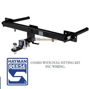 Hayman Reese Towbar Kit For MITSUBISHI PAJERO SPORT QE 2015-ON