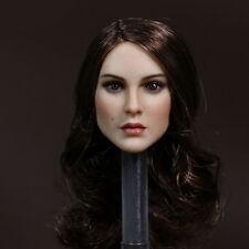 "New 1/6 Natalie Portman Head Sculpt KT008 12"" For Hot Toys Phicen In Stock"