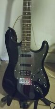 FENDER Squier affinity stratocaster modificata humbucher. pro locking tuners