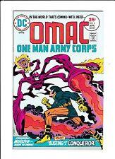 """OMAC No.4   : 1975 :   : """"Busting Of A Conqueror!"""" :"""