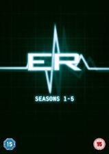 ER: Seasons 1-5 DVD (2016) Anthony Edwards ***NEW***