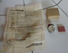 Petal Miniaturkamera mit original Holzbox, Anleitung und Film (N5138)