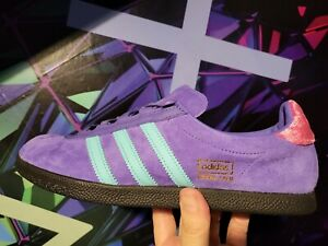 Adidas Size? Exclusive Trimm Star The Lost Ones Mark Evans UK 9 BNIBWT In Hand