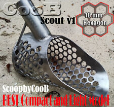 Sand Scoop Shovel Stainless Steel Metal Detector Hunting Tool by CooB SCOUT v1