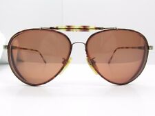 POLO RALPH LAUREN OUTDOORSMAN AVIATOR EYEGLASSES FRAMES 60-13-135 TV6 53832