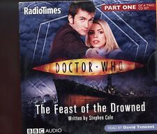 Doctor Who - The Feast Of The Drowned - Part 1 & 2 /  Promo 2CD Audiobook SEALED