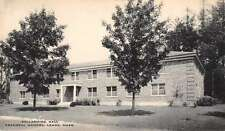 Lenox Massachusetts Cranwell School Bellarmine Hall Antique Postcard J54252