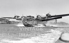 Pan Am Clipper B 314 Airplane Flying Boat  American Clipper 1930s  photo