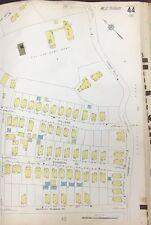 1928 Boston Jamaica Plain Boston Ma. Talitha Cumi Home & Hospital Map Atlas