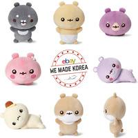 TWOTUCKGOM x MONSTA X Plush Doll Body Pillow 7type Official K-POP Authentic MD