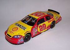 Kevin Harvick #29 Shell 2007 Monte Carlo SS Stock Car Action 1:24 Scale
