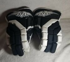 Mission H150 Hockey Gloves Size 13� Black / White - Pre Owned