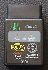 HHOBD Torque Android Mobile Bluetooth OBD EOBD Auto Scanner ECU Car Code Reader