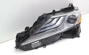 2020 Toyota Camry headlight left LED headlamp OEM 81150-06D72