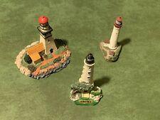 3 Lighthouses Diamond Head , Aruba . Cape May Great Collection L@K