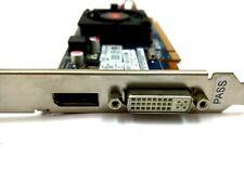 10x HP 637996-001 Radeon HD6450 512MB PCIe DVI DP Graphics Card Bulk Job Lot