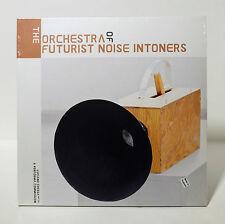 The Orchestra Of Futurist Noise Intoners VINYL 2xLP Luciano Chessa T.R.I.O.