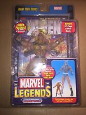 Marvel Legends Giant man Series Age of Apocalypse Sabertooth Exclusive Figure