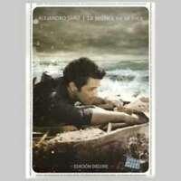 La Musica No Se Toca Deluxe - Sanz Alejandro CD & DVD Set Sealed ! New !