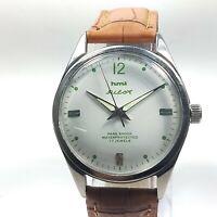 Vintage Hmt Pilot Mechanical Hand Winding Movement Analog Wrist Watch CA314
