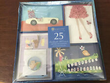 Burgoyne 25 Handmade All Occasion Greeting Card Assortment w/ Matching Envelopes
