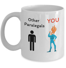 Other paralegals you - Funny law office legal work assistant paralegal gifts