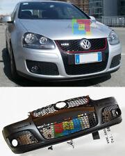 VW GOLF 5 2003-2008 - PARAURTI ANTERIORE DESIGN GTI CON GRIGLIA - IN ABS .-