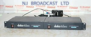 2x Datavideo nvd25 IP decoder   The NVD-25 decodes all common protocols includin