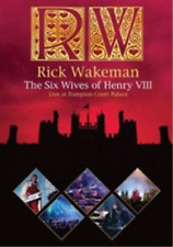 RICK WAKEMAN The Six Wives Of Henry VIII Live At Hampton Court Palace DVD NEW